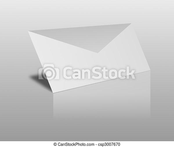 envelope - csp3007670