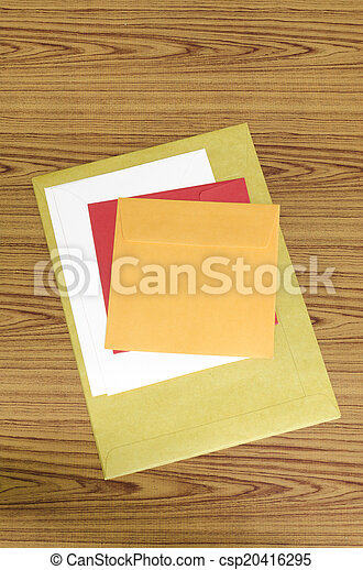 envelope - csp20416295