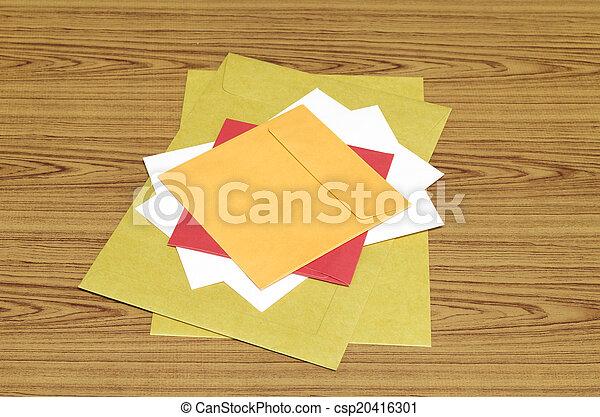envelope - csp20416301