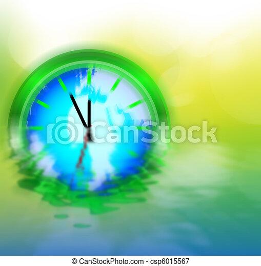 Reloj ambiental - csp6015567