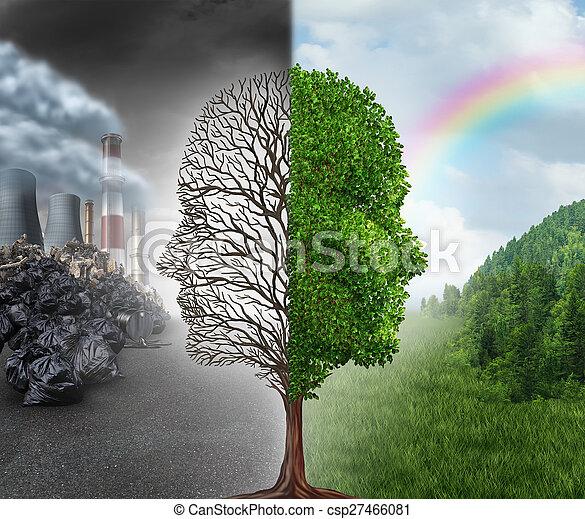Environment Change - csp27466081