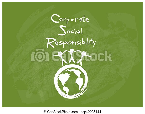 Environment Conservation with Corporate Social Responsibility Concepts - csp42235144