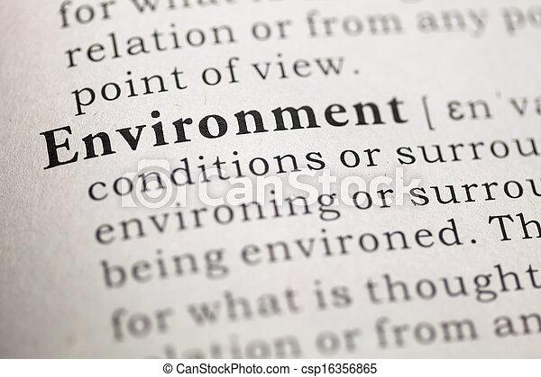 Environment - csp16356865