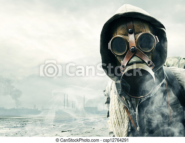 Environmental disaster - csp12764291