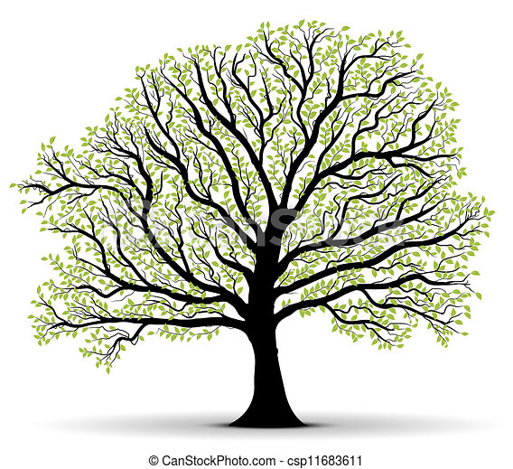 Environmental Protection green tree - csp11683611