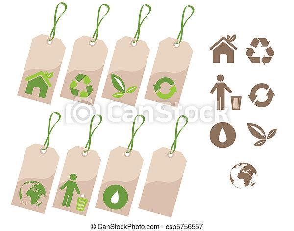 environmental tags - csp5756557