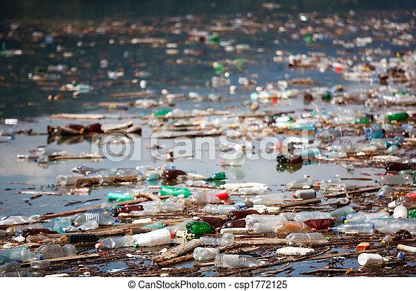 environnement, ruiné - csp1772125
