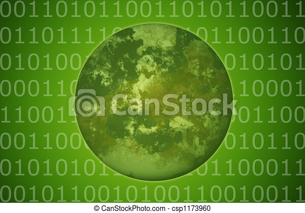 environnement, technologie, amical - csp1173960