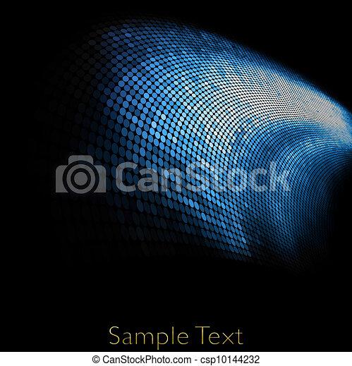 eps10, creatief, achtergrond., vector, technologie, geometrisch - csp10144232
