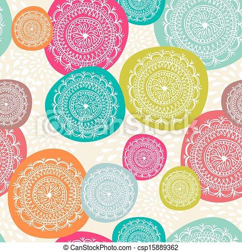 eps10, padrão, seamless, natal, experiência., feliz, círculo, file. - csp15889362