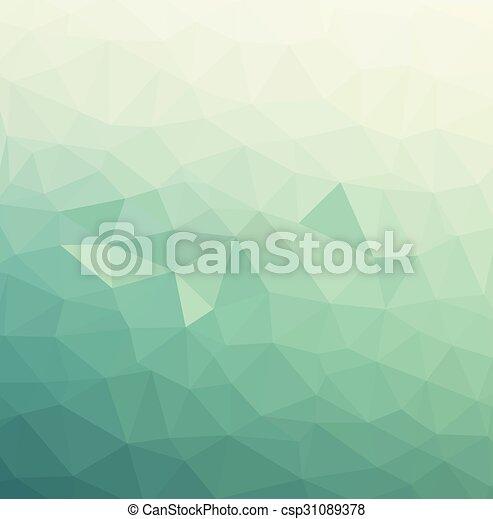 eps10, próbka, abstrakcyjny, -, wektor, tło, triangle - csp31089378