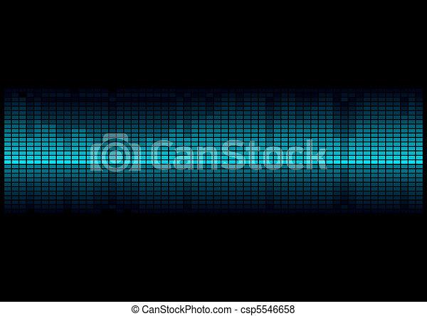 equalizador, digital - csp5546658