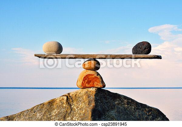 equilibrio, zen - csp23891945