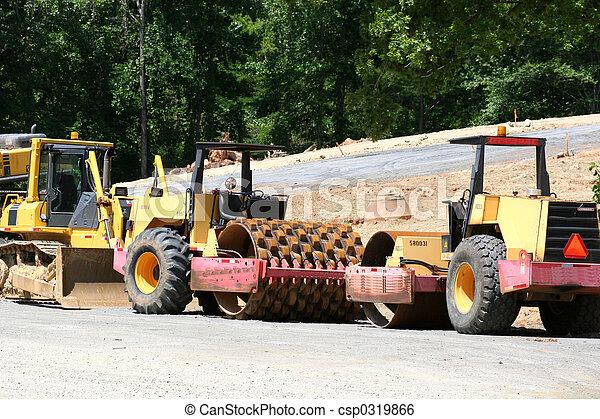 equipamento, estrada - csp0319866