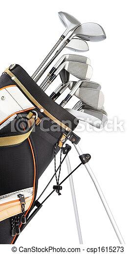 equipamento, golfe - csp1615273