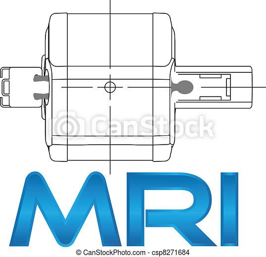 equipamento, mri - csp8271684