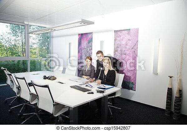 equipe affaires - csp15942807