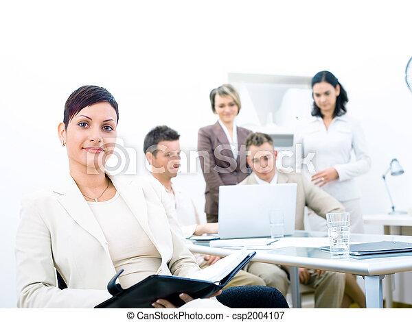 equipe affaires - csp2004107