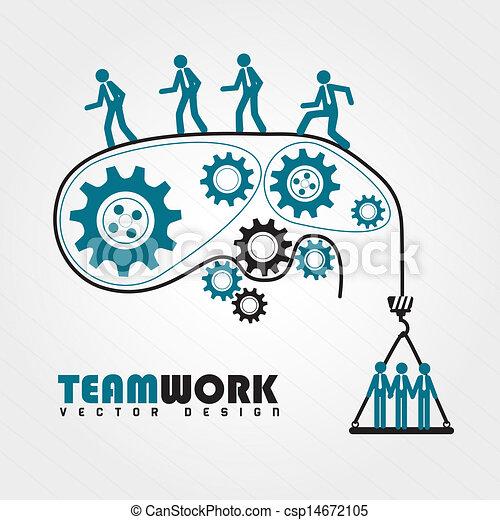 equipe trabalho - csp14672105
