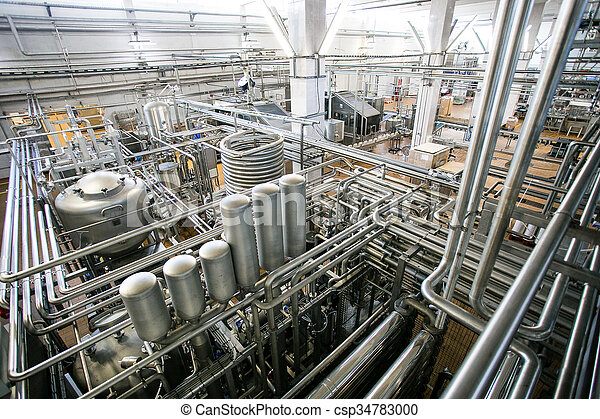 Equipment and piping  - csp34783000