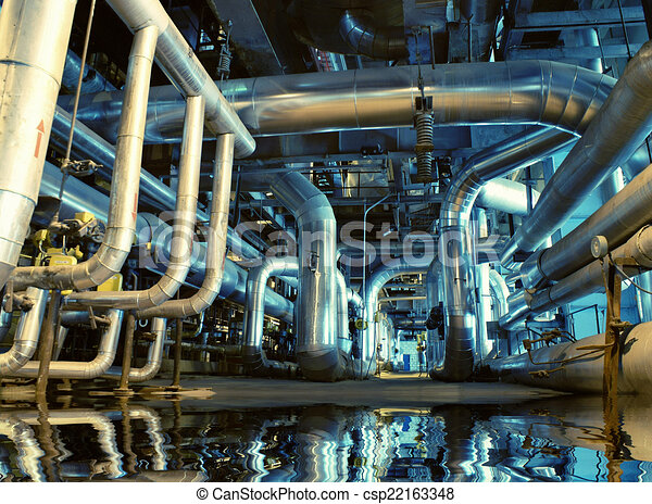 Equipment, cables and piping - csp22163348