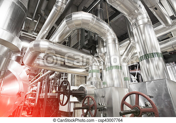 Equipment, cables and piping - csp43007764