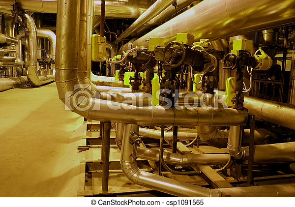 Equipment, cables, machinery and piping - csp1091565