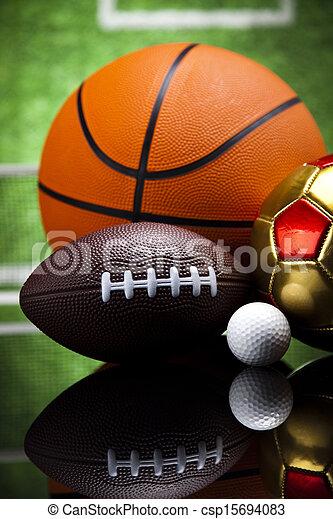 equipo, detalle, deportes - csp15694083