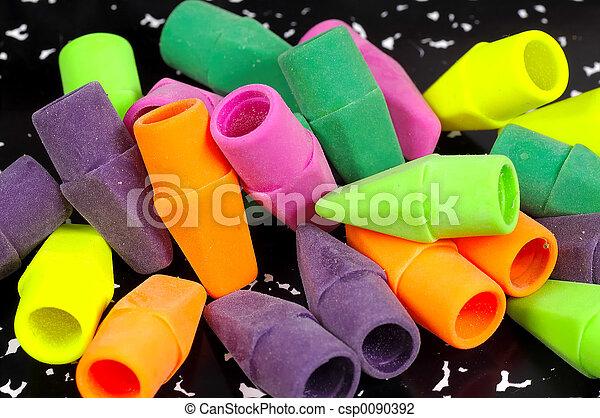 Erasers - csp0090392