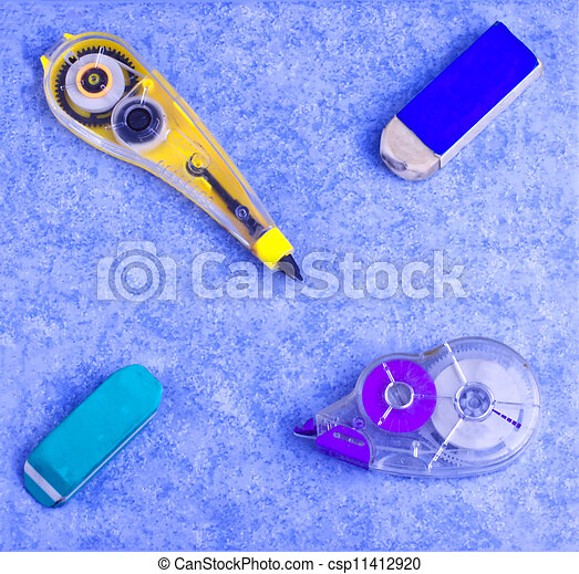 Erasers - csp11412920