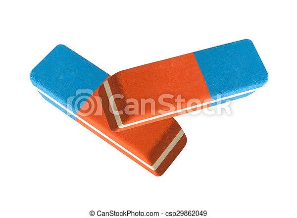 erasers - csp29862049