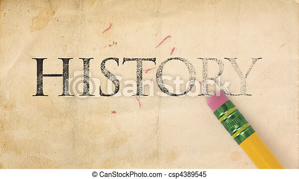 Erasing History - csp4389545