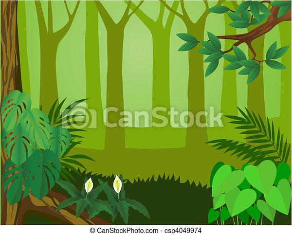 erdő - csp4049974
