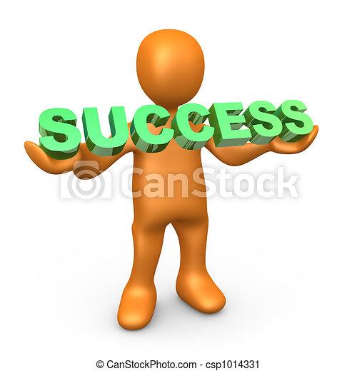 Erfolg - csp1014331