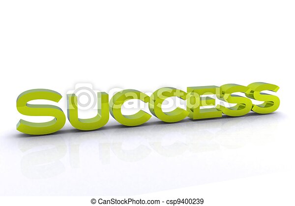 Erfolg - csp9400239