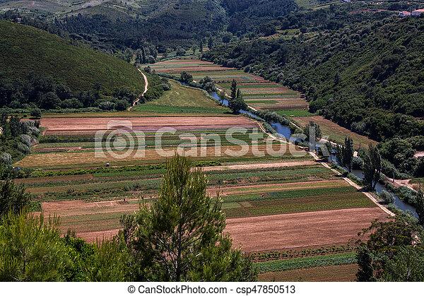 Ericeira Portugal. - csp47850513