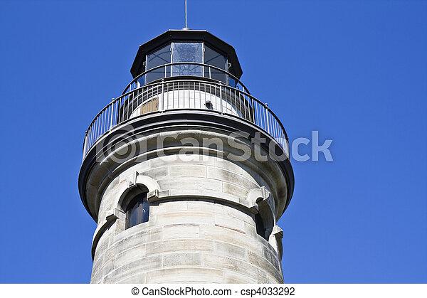 Erie Lighthouse - csp4033292