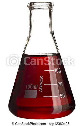 Erlenmeyer flask - csp12360406