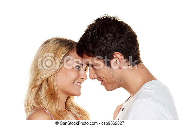 erotismo, fun., amore, coppia, tenerezza, ha - csp9562827