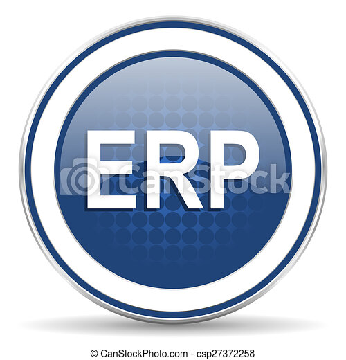 erp icon stock illustrations search clipart drawings