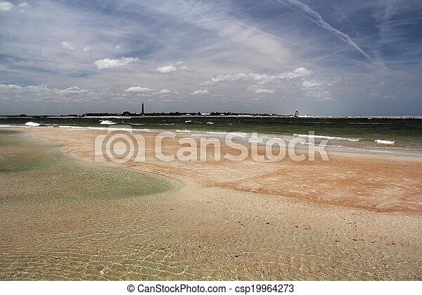 Playa escénica - csp19964273