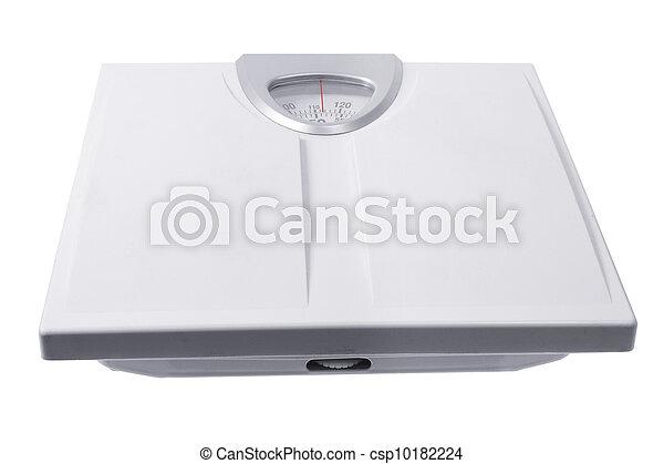 Escala de baño - csp10182224