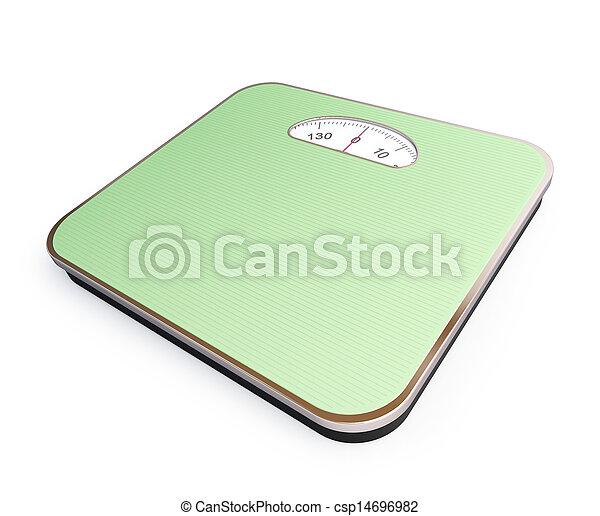 Escala de baño - csp14696982