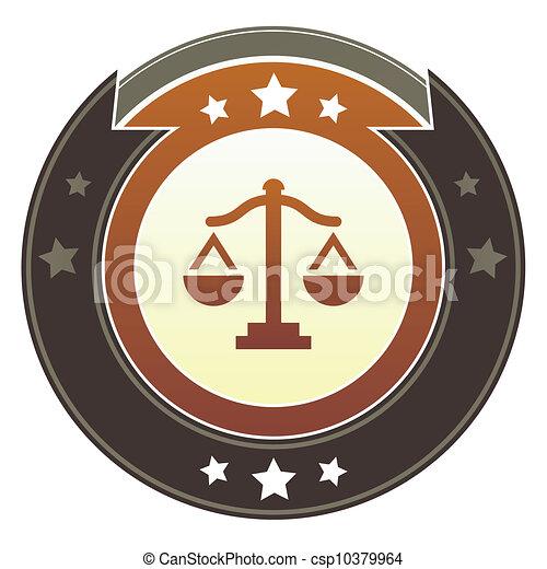 La justicia escala el botón imperial - csp10379964