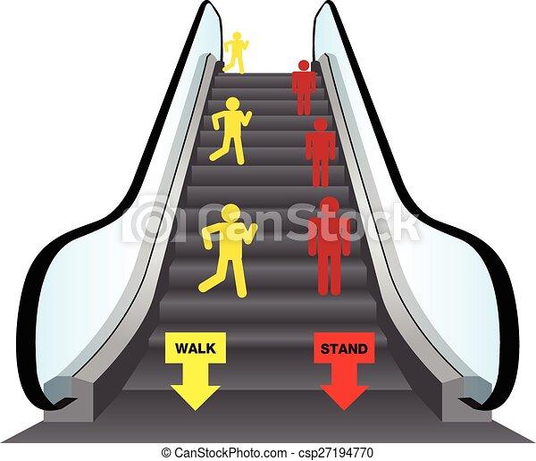 Subiendo escaleras electricas - 2 4