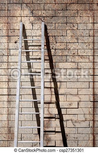 Escalera 3D - csp27351301