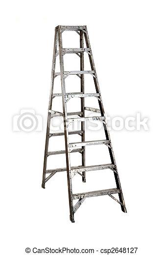 Ladder abrió - csp2648127