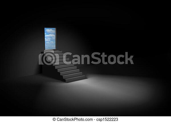 Escalera al cielo - csp1522223
