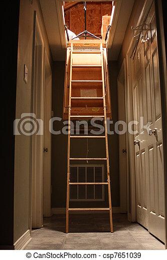 Escalera interior - csp7651039