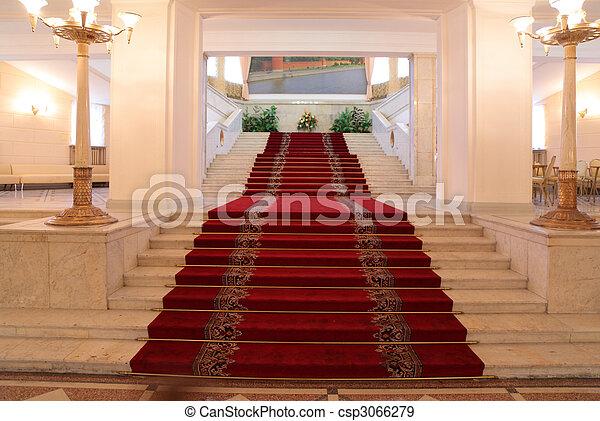 escalier int rieur luxe appartements. Black Bedroom Furniture Sets. Home Design Ideas